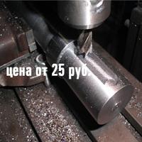 Фрезеровка пазов в металле